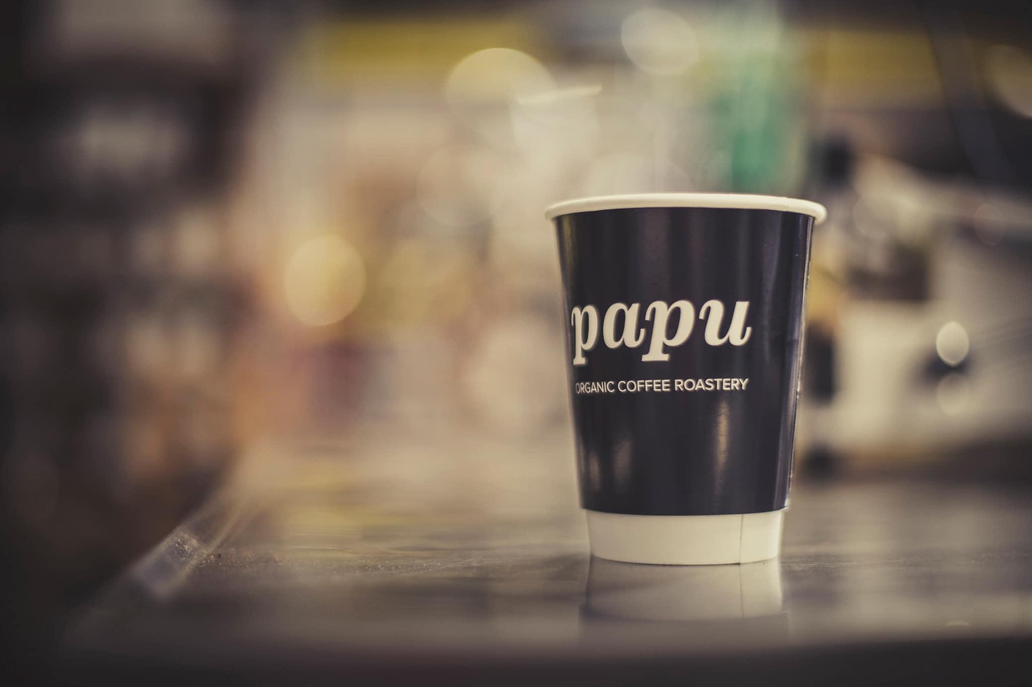 Papu Paahtimo